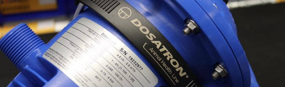 How to use a Dosatron?