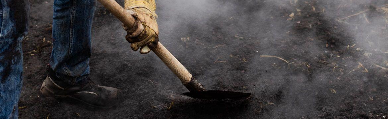 steam soil