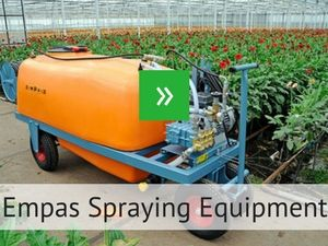 Empas Spraying Equipment