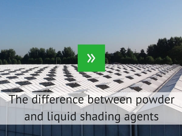 What is the difference between liquid and powder shading agents?