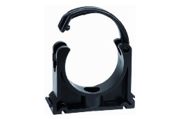 PVC fitting pipe clamp