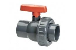 PVC fitting ball valve