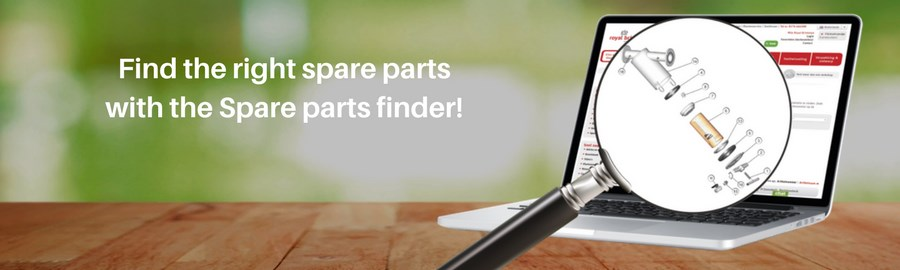 Spare parts for horticulture