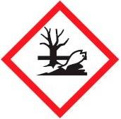 hazard symbols Environmental hazard