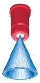 spray nozzle: swirl nozzle