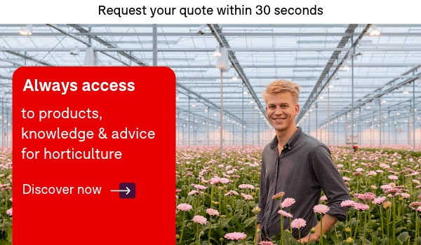 Royal Brinkman | Global specialist in horticulture