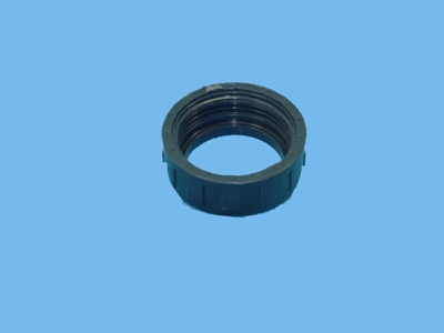Union nut for ball valve 32mm pvc