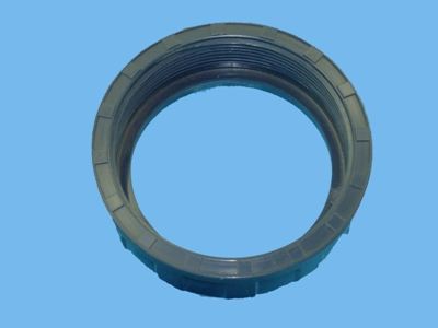 Union nut for ball valve 75mm pvc