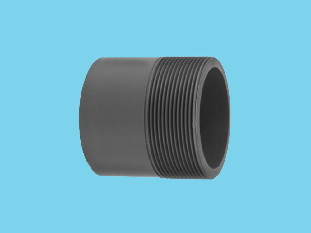 Adaptor nipple Ø40 x 1,5