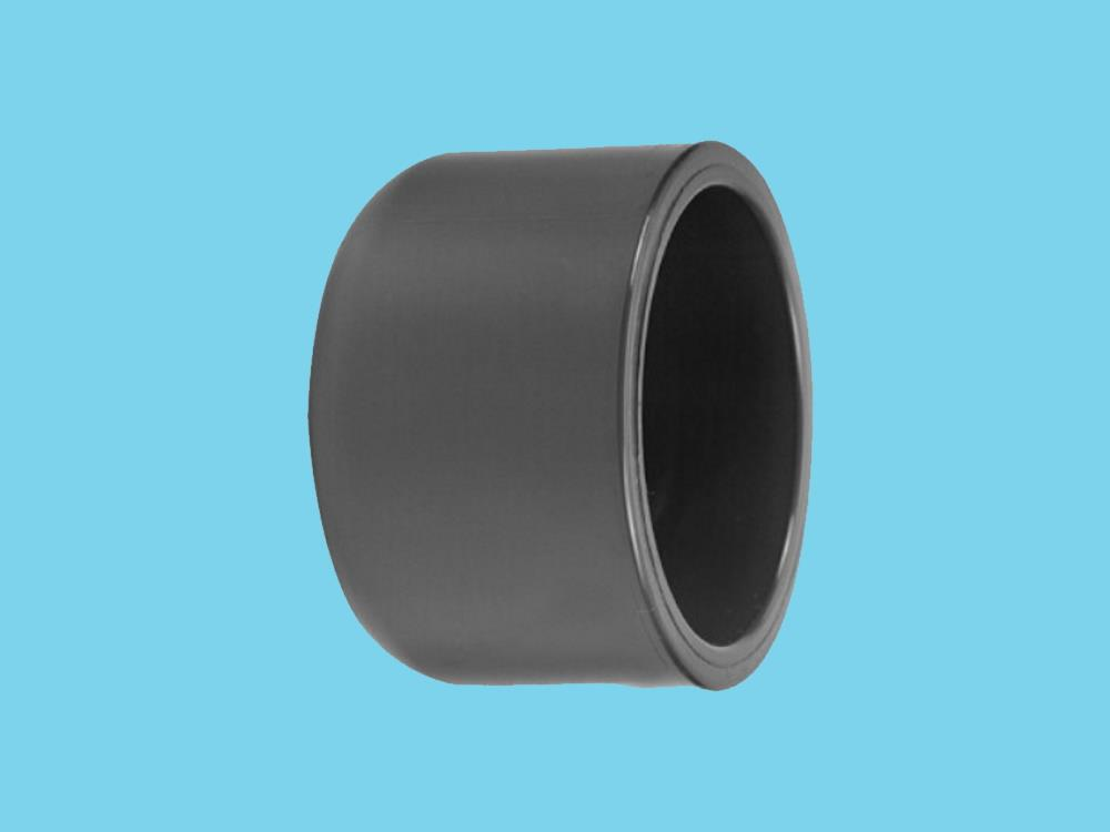 Cap 90mm pvc 16bar