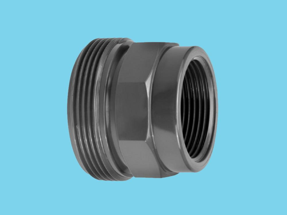 Thread end sp/g coupling 5/4 outer size x3/4 inner size