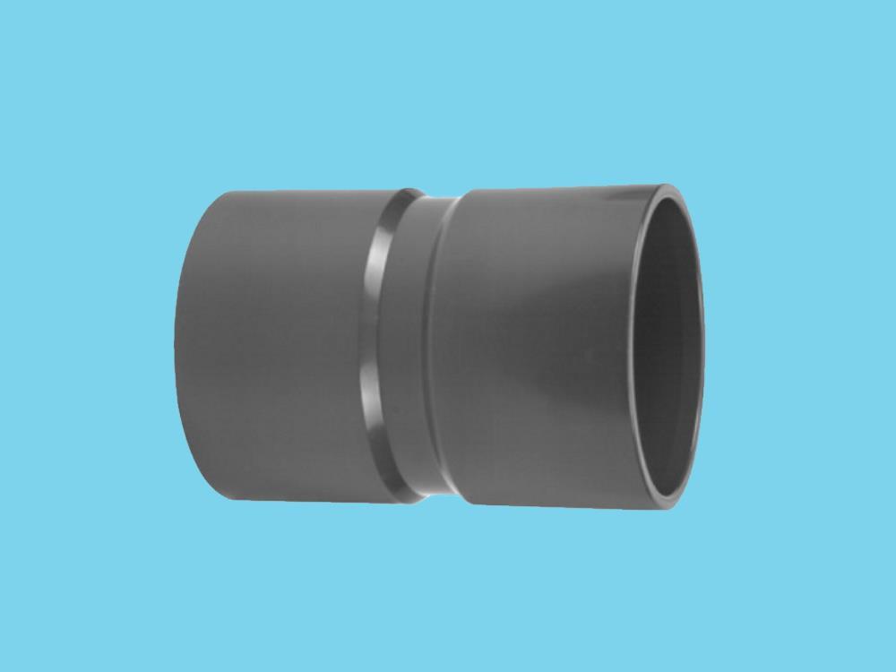socket Ø25 x 25 mm 10bar pvc