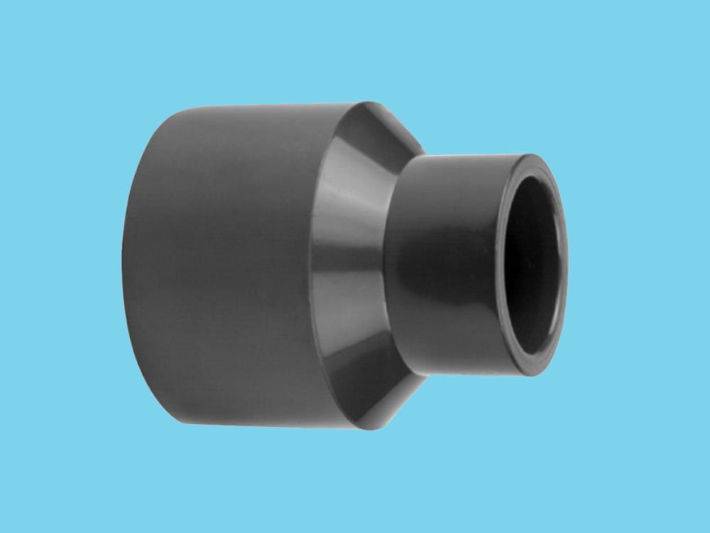 Reducing socket (insert) Ø140/125 x 75 mm 16bar pvc