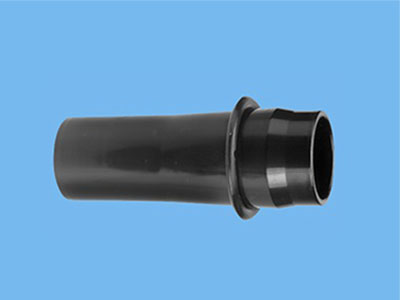 Connection for irrigation hose 50mm with Ring PVC