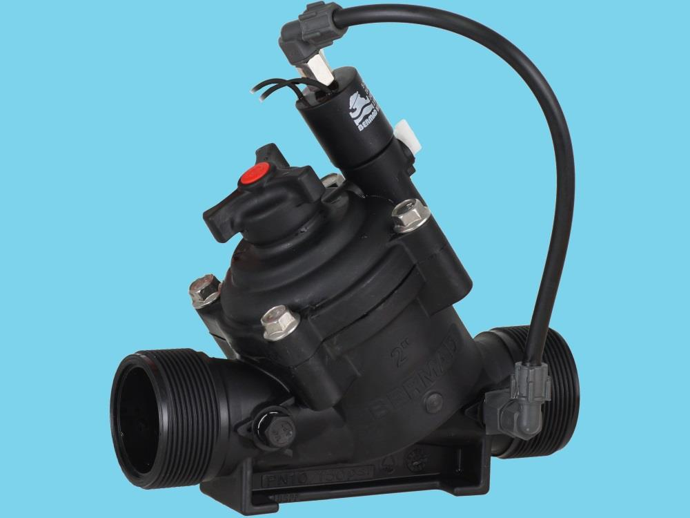 "KY-Valve 2""BSP 3 way 24VDC/NO"
