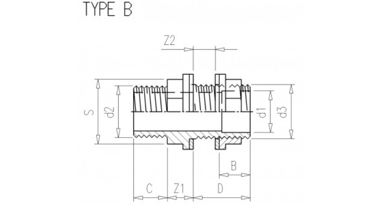 Table duct 20-3/4