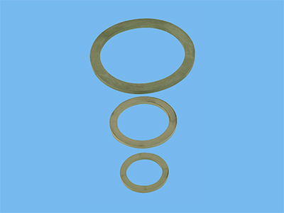 Rubber ring Viton (flat) 85/67 x 4mm