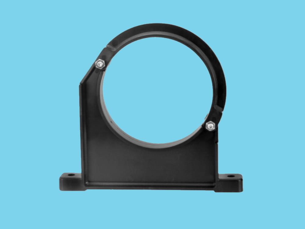 Tube clamp Ø90mm pvc