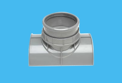 PVC toggle inlet 400x160mm