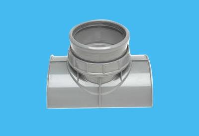 PVC toggle inlet 500x160mm