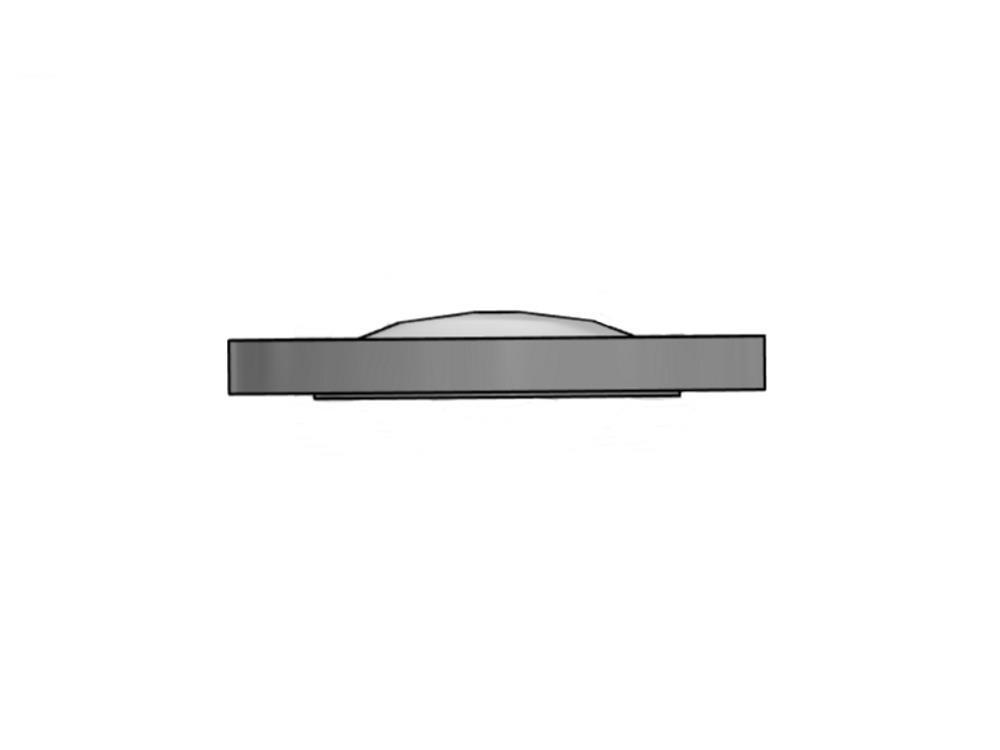 Blank flange 200 pvc PCD 270mm pvc