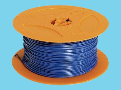 Montage Cord 70 mm blue