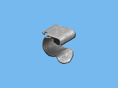Cable clamp 2- 4   6 -  7 mm