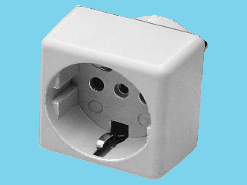 Travel plug België  141/K/KWS
