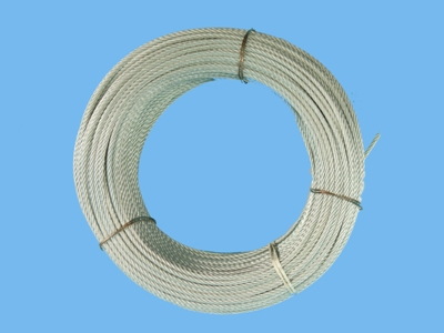 steel wire 2mm 7x7   100 mtr roll