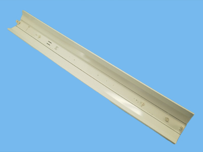 Fluorescent tube floodlight Euro-Mac 1x36 Watt