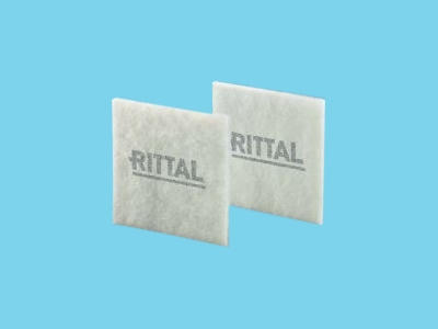 Rittal Filter for SK 3243 289x289x12mm