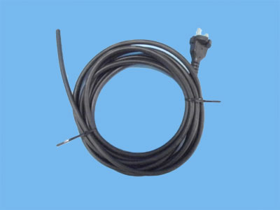 Power cord 2x1mm 5mtr HO7RN/F