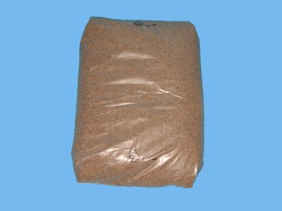 Sand for sand filter 0,8-1.25mm     25kg