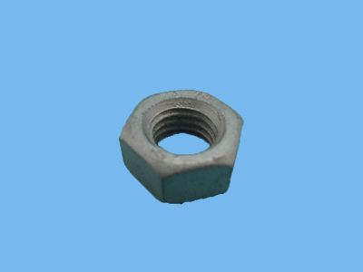 Nuts for tank m10 galvanised
