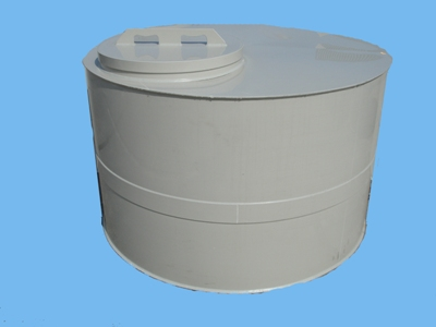 PP Tank 1000 L  1160 x 1200 mm including lid