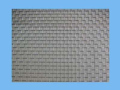 Filter mesh galvanized coarse 5 4,1mm