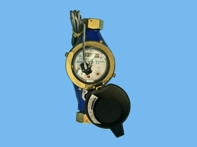 Arad Multi-Jet watermeter with pulse (1:10) Type M¾""