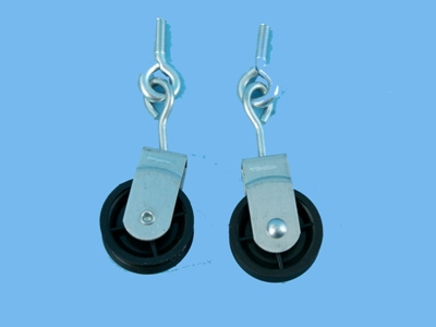 Marquis Pulley Screw nr37 40 x 16 mm