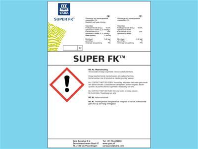 Super FK barrel (1160) 200 l/290kg