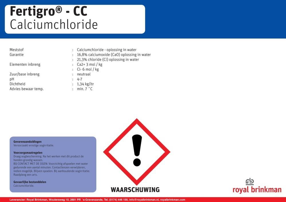 Fertigro CC box 900 l/1206kg