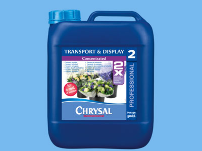 Chrysal Clear Prof 2 10l