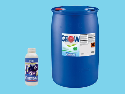 Chrysal Lily conditioner 1 barrel 200 L  and 3*1 L