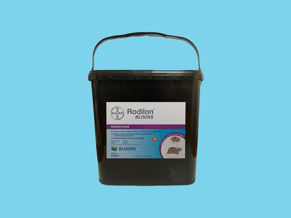 Rodilon oats  grains (265 x 15 gr) 4 Kg