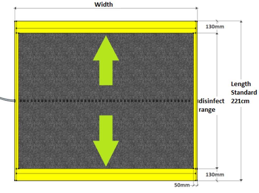 Flexxomat TT (transport+tunnel)[4x2,21m](width x length)