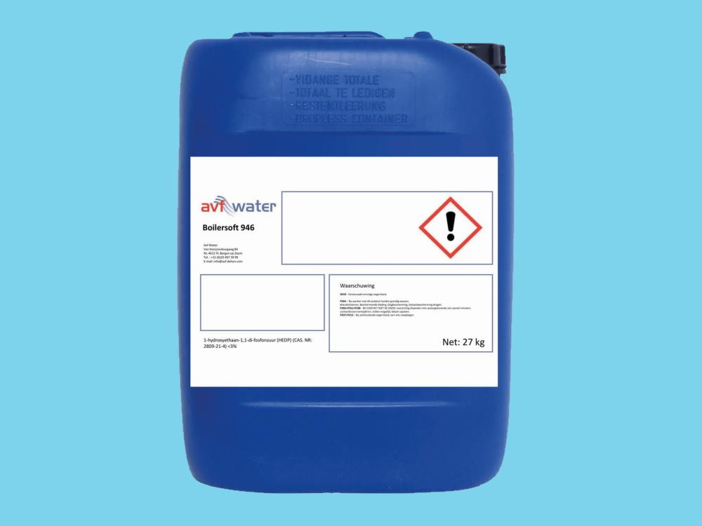 Boilersoft 946 can (27 kg)
