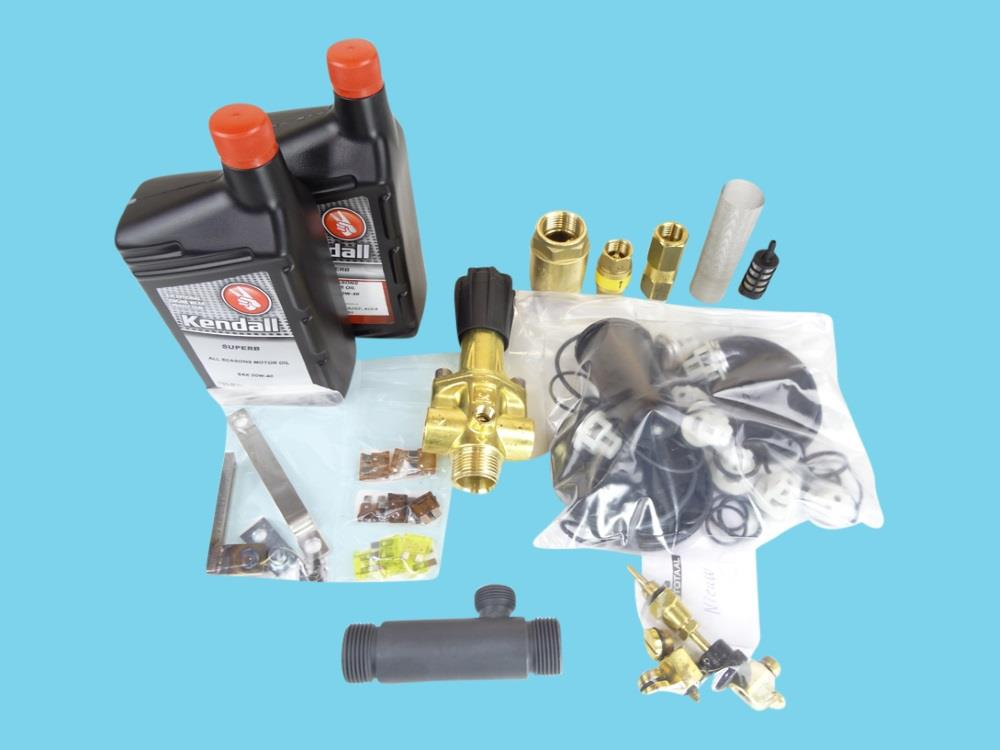 AquaJet spare parts package