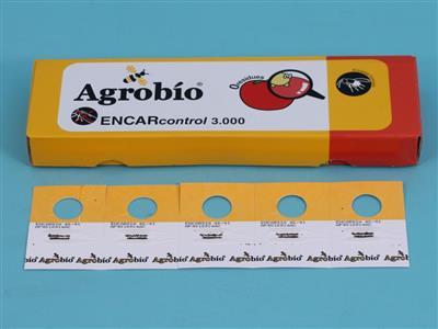 ENCARcontrol [50 cards x 60 pupae] (AB1)