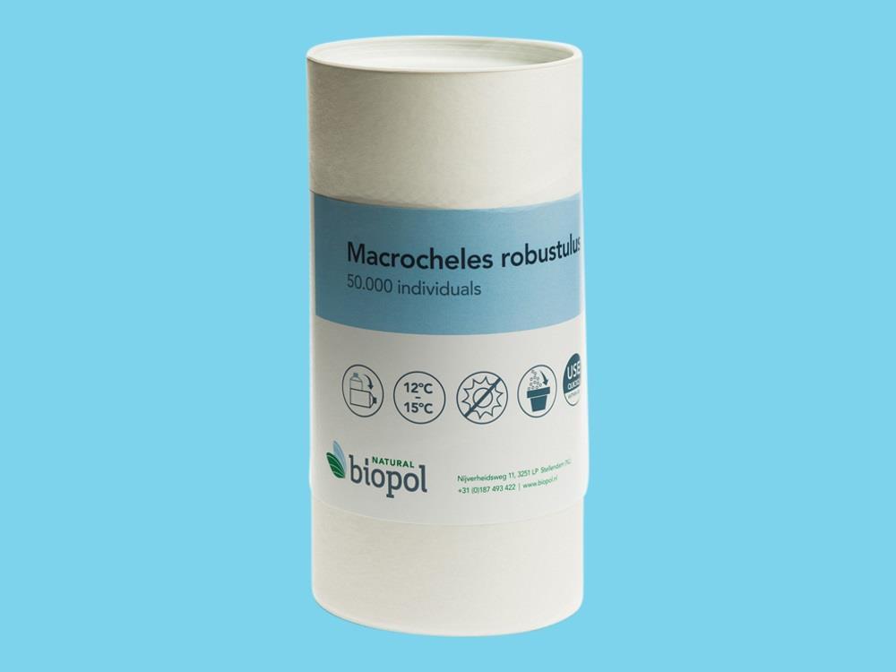 Macrocheles 50,000 tube