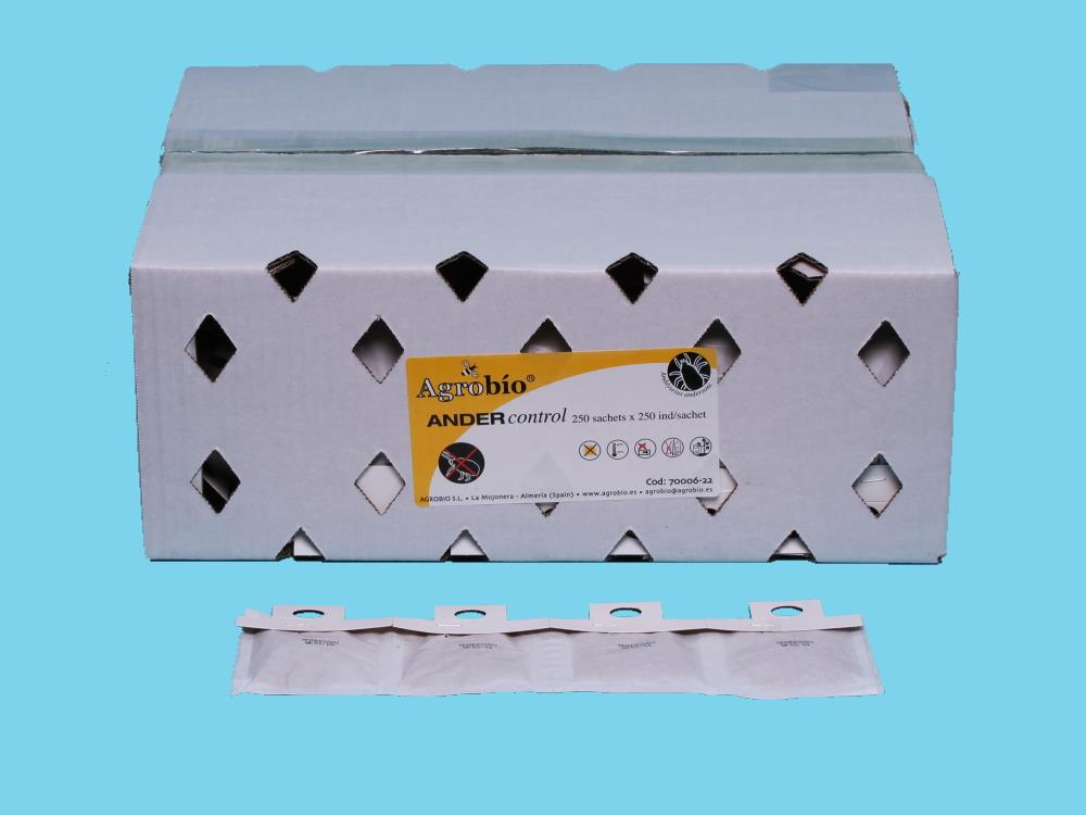 ANDERcontrol [250 hook sachets] (AB1)