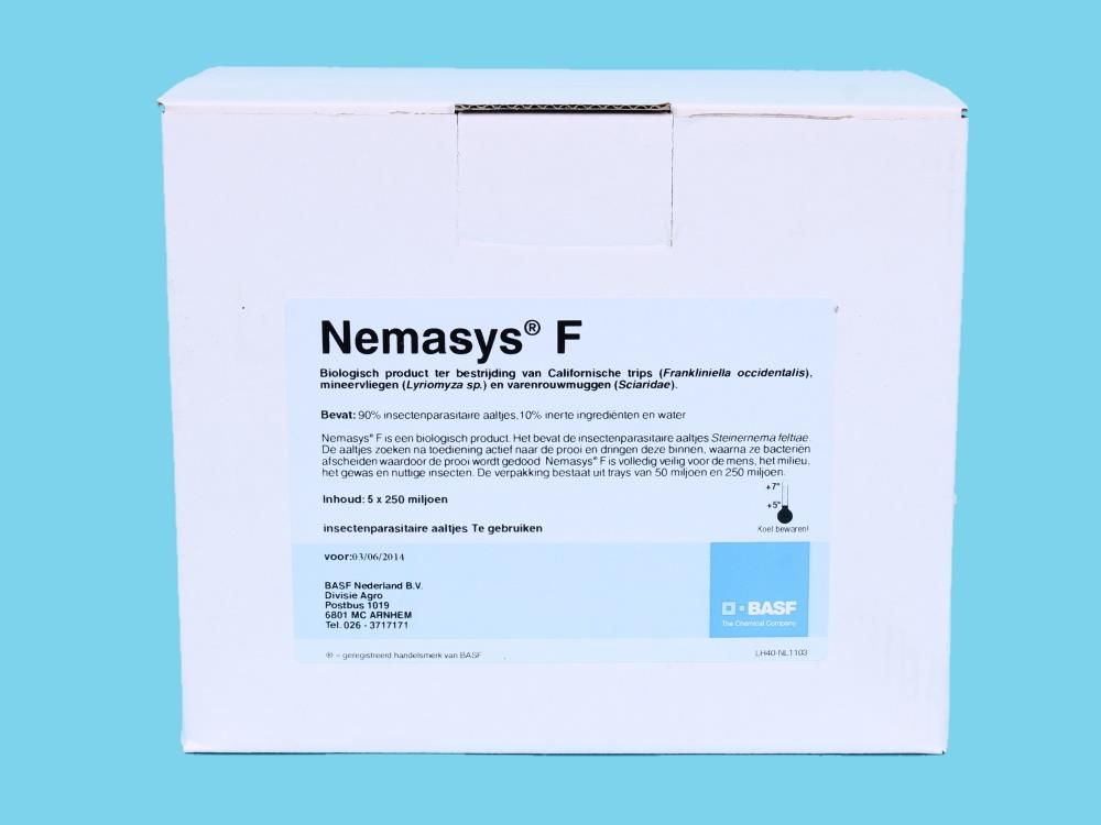 Nemasys F [5x250 million]